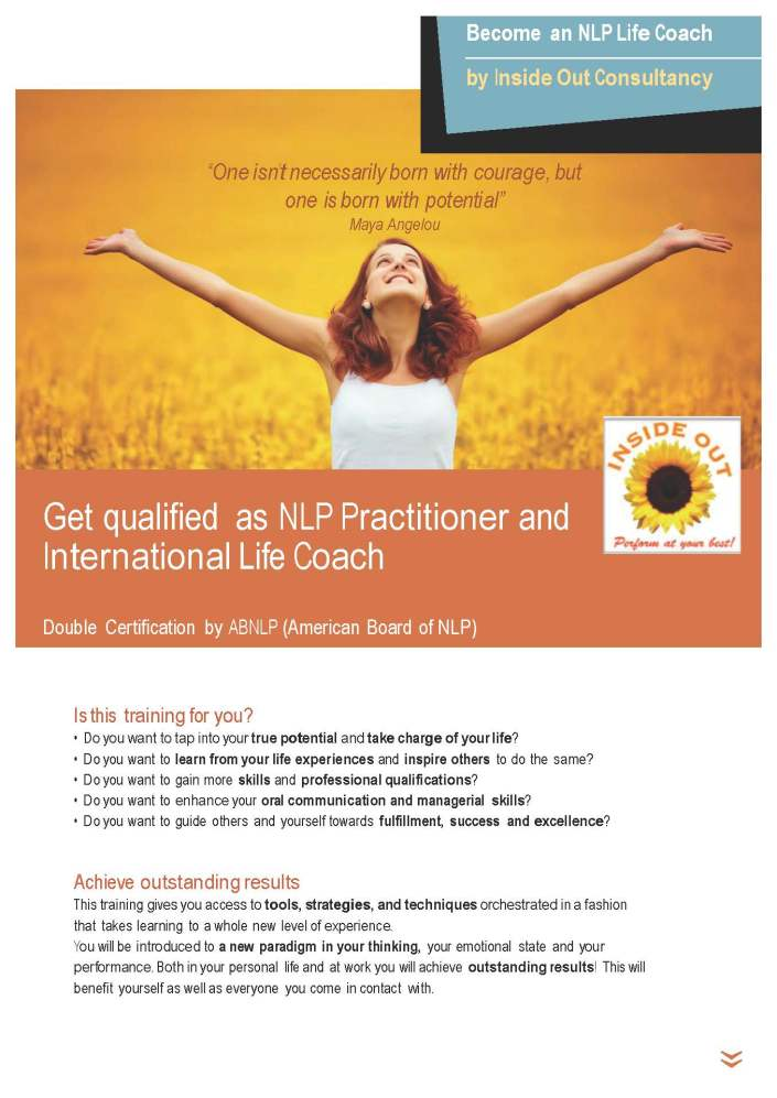 NLP Life Coaching Program - Now in Nairobi!!