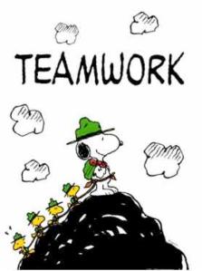 snoopy team